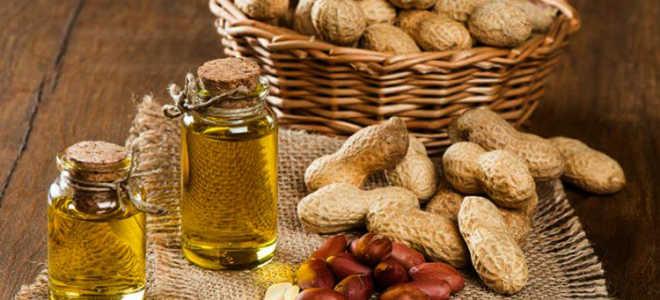 Арахисовое масло: полезные свойства, вред и применение растительного масла из арахиса