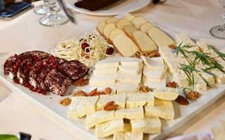 Грузинский сыр (22 фото): названия продуктов из Грузии