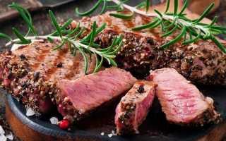 Стейк из баранины (7 фото): рецепты приготовления бараньих стейков в духовке и на сковороде, на гриле и мангале