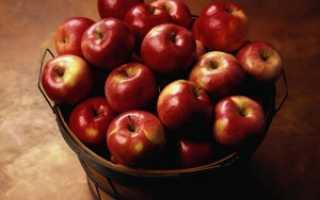 Яблоки при гастрите: можно ли есть при повышенной кислотности