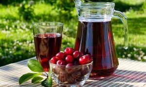 Сок из черешни: рецепт для соковарки, как сделать черешневый напиток на зиму домашних условиях, польза и вред