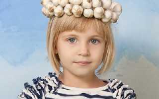 С какого возраста можно давать ребенку чеснок? 16 фото Со скольких лет можно есть зеленый чеснок для иммунитета