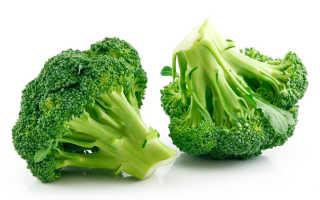 Сколько варить замороженную брокколи: как правильно сварить капусту в кастрюле и сколько нужно минут, чтобы приготовить для ребёнка