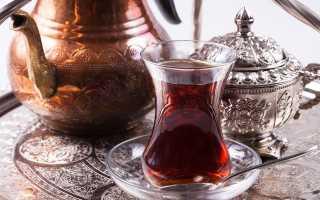 Турецкий чай: как называются яблочный и гранатовый виды напитка, состав и польза растворимой порошковой заварки «Султан»