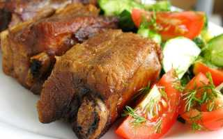 Рецепты свиных ребрышек (34 фото): Как вкусно приготовить ребра пошагово? Какие блюда можно сделать из них?