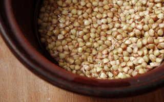 Как прорастить зеленую гречку: как правильно проращивать крупу для еды в домашних условиях, рецепты из пророщенной гречки