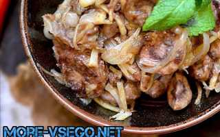 Рецепты приготовления говяжьих почек (18 фото): как вкусно и без запаха приготовить жареное с луком