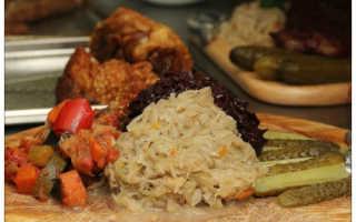 Тушеная краснокочанная капуста: как можно приготовить красный овощ по-немецки и по-чешски, рецепты вкусных блюд с рыбой
