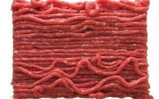 Свиной фарш: что сделать из фарша свинины и какую часть лучше брать для него? Калорийность