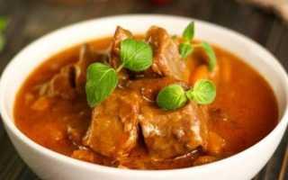 Классический гуляш из говядины по-венгерски (14 фото): рецепт приготовления гуляша-супа пошагово. Как приготовить блюдо с подливкой и картофелем?