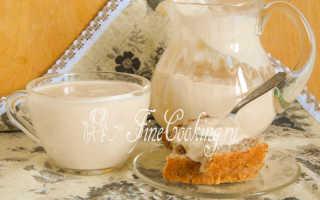 Рецепт ряженки в домашних условиях: как сделать продукт в мультиварке, как приготовить напиток из козьего