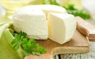 Калорийность Адыгейского сыра: сколько калорий и БЖУ содержится на 100 грамм, можно ли есть копченый