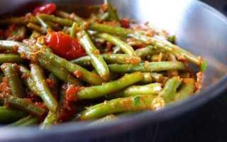 Как приготовить замороженную стручковую фасоль? Как готовить на сковороде зеленую фасоль, рецепты вкусных гарниров