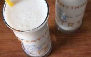 Смузи с молоком: рецепты в блендере с творогом и манго, из овсяного молока с ягодами