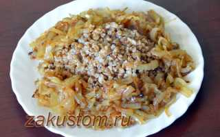 Жареная гречка (17 фото): как приготовить на сковороде с луком по рецепту, как обжарить и