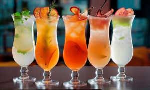 Простые коктейли: рецепты самых вкусных безалкогольных коктейлей. Как приготовить коктейль для вечеринки в домашних условиях?