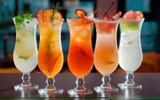 Летние коктейли: лучшие рецепты для лета. Легкие коктейли в блендере в домашних условиях