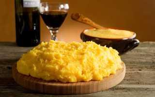 Каша из кукурузной муки: как приготовить по рецепту на воде, как можно варить абхазское и итальянское блюдо