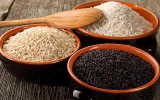 Круглозерный рис (12 фото): калорийность круглого продукта, чем отличается от длинного риса