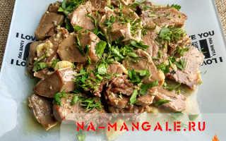 Рецепт приготовления бараньих языков: как вкусно приготовить блюда из языков в кастрюле, на мангале и