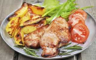 Эскалоп из свинины в духовке (9 фото): как приготовить по рецепту блюдо из свиного мяса с сыром и помидорами?