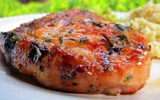Рецепты свиной корейки на сковороде (9 фото): как вкусно и быстро пожарить блюдо из свинины дома?