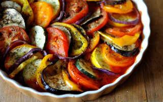 Запеченные в духовке овощи (27 фото): как запекать их на противне крупными кусками? Пошаговые рецепты приготовления