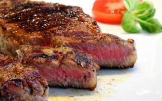 Рецепт стейка из говядины на сковороде (15 фото): как правильно пожарить говяжий стейк в домашних условиях на сковороде-гриль?