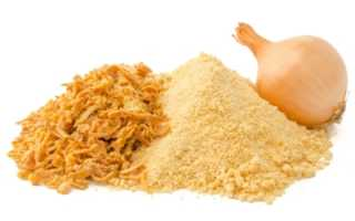 Сушеный лук: рецепты приготовления в домашних условиях, ГОСТ приправы, пищевая ценность резаного и молотого лука