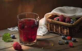 Компот из черники: рецепт черничного напитка из замороженной ягоды. Как сварить с брусникой? Как сделать с малиной?