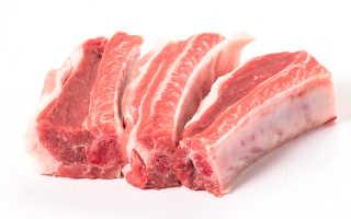 Сколько варить свиные ребра? Отварные копченые ребрышки для супа – время варки до готовности