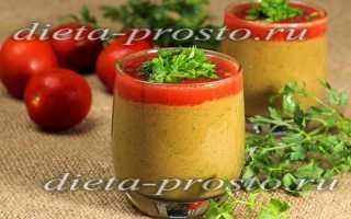 Смузи из помидоров: рецепты томатного смузи в блендере с огурцом, сельдереем и зеленью, другие смузи с томатами для похудения