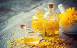 Цветки одуванчика: полезные и лечебные свойства, применение, на водке, спирту