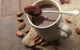 Рецепт какао (22 фото): как сварить из порошка, как сделать вкусный напиток на молоке