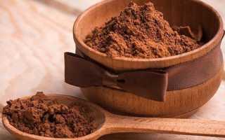 Состав какао: калорийность, есть ли кофеин, сколько калорий с молоком и сахаром на 100 грамм