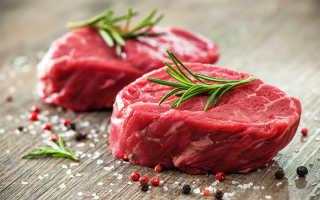 Калорийность говядины (12 фото): БЖУ и пищевая ценность мяса. Сколько калорий в 100 граммах жареной и сырой говядины?