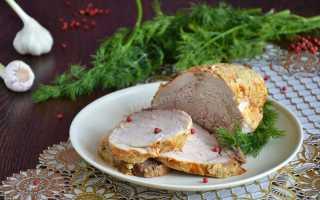 Рецепт буженины из свинины в домашних условиях (29 фото): как приготовить мясо в фольге? Как