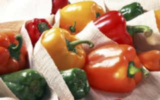 Сладкий красный перец: вред и польза болгарского перца. Какие витамины в нем содержатся? Противопоказания к употреблению овоща