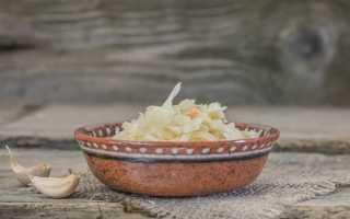 Калорийность квашеной капусты: сколько калорий на 100 грамм, можно ли есть во время диеты для похудения, состав БЖУ